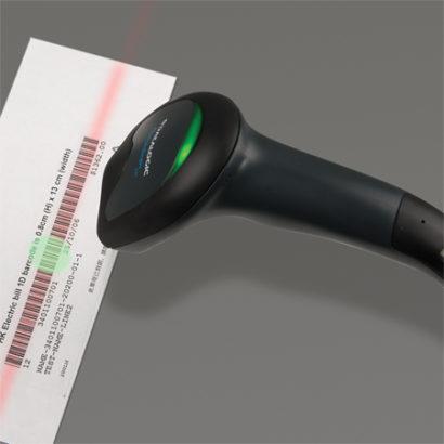 Datalogic QuickScan Lite QW2400 1D2D Barcode Scanner Scanning Wide Retail Barcode
