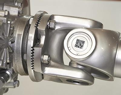 Industrial button