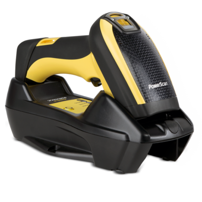 PowerScan PBT9500 Industrial Barcode Scanner Right Facing