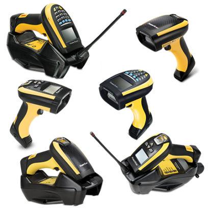 PowerScan PBT9500 Industrial Barcode Scanner Right Facing Alternative