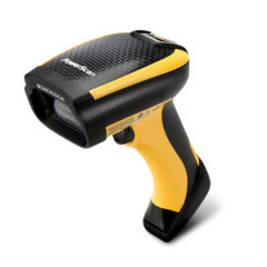 PowerScan PD9330 Laser Industrial Laser Barcode Scanner facing left