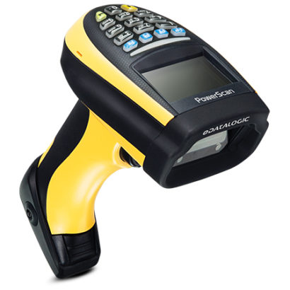 PowerScan PM9300 Industrial Barcode Scanner Right Facing