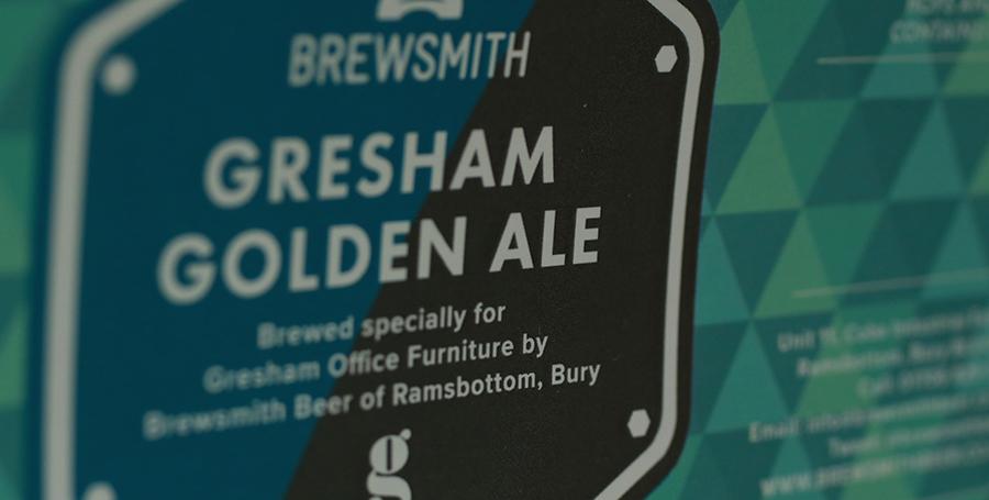 Beverage Beer Label