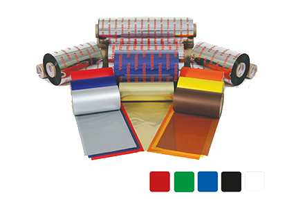 Genuine Toshiba Ribbons Colours RS1E RS1F