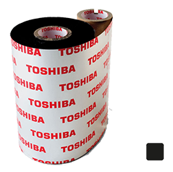 Toshiba Genuine Ribbons Colours Black 250