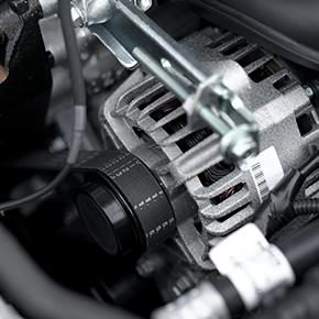 Print Engine Motor Resistant Label