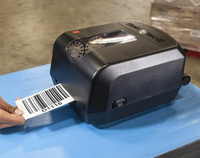 Thermal Ticket Printer Button