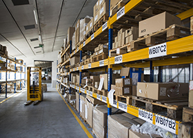 APR6 Warehouse Labelling
