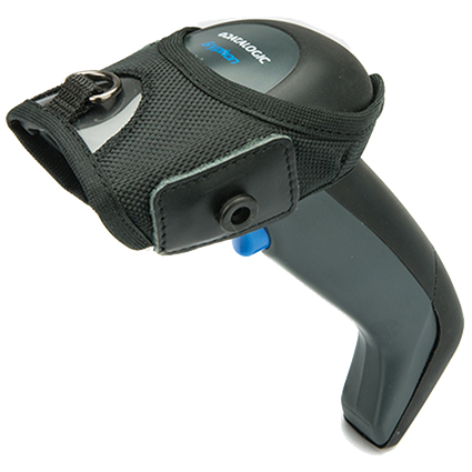 barcode scanner accessories PLX GRYPHON GX4400 PROTECTIVE CASE BLACK LEFT FACING Resized