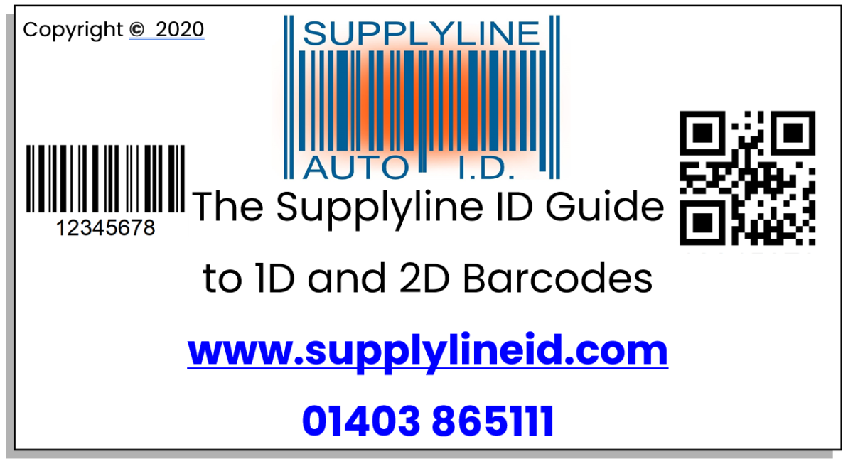 Supplyline ID Guide Revised With T Showing