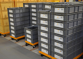 Awr8 Tray Crate Labelling